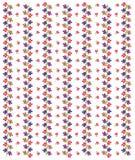 Vector van Bloempatroon Royalty-vrije Stock Afbeeldingen