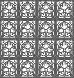 Vector van Chinees patroon royalty-vrije illustratie