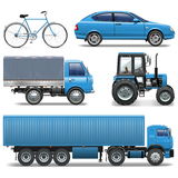 Vector Vehicle Royalty Free Stock Images