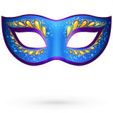 Vector venitian carnival mask Stock Photos