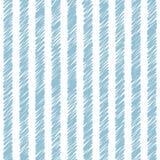 Vector verticaal gestreept naadloos patroon Stock Foto's