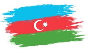 Free Vector Vintage Azerbaijan Flag Royalty Free Stock Image - 197594916