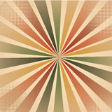 Vector vintage background. With modern details Stock Photography