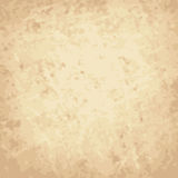Vector vintage background, crumpled, scratch paper Stock Photos