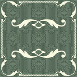 Vector vintage background Stock Images