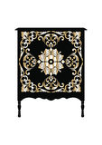 Vector Vintage Baroque furniture Dressing Table Stock Photo