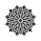 Vector vintage Beautiful monochrome black and white flowers and leaves isolated stock photos