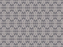 Vector Vintage Damask Pattern ornament Royal style Royalty Free Stock Images