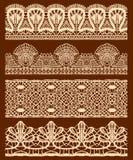 Vintage design elements, retro seamless Stock Photo