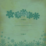 Vector vintage festive background Stock Images
