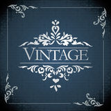 Vector vintage frame Royalty Free Stock Photography