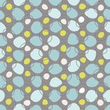 Vector vintage geometric abstract seamless pattern Stock Images