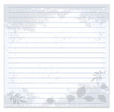 Vector vintage leaf notebook Stock Photo