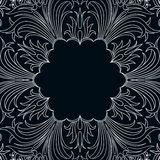 Vector vintage ornamental background. Royalty Free Stock Images
