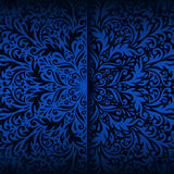 Vector vintage ornamental background. Royalty Free Stock Image