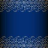 Vector vintage ornamental background. Stock Image