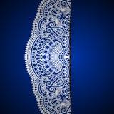 Vector vintage ornamental background. Stock Images