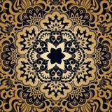 Vector vintage ornamental background. Royalty Free Stock Image
