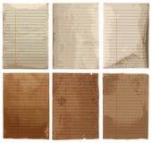 Vector Vintage paper designs Stock Photo