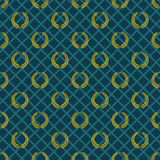 Vector Vintage  pattern eps 10 Royalty Free Stock Photo
