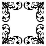 Vector Vintage pattern. Royalty Free Stock Photo