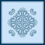 Vector ornament. Vector vintage pattern for print, embroidery (you can use this pattern for carpet, shawl, pillow, cushion Stock Photography