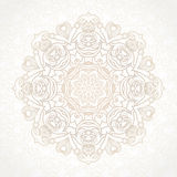 Vector vintage pattern in Victorian style. Stock Photos