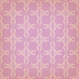 Vector vintage seamless with decorative ornate Stock Photography