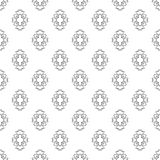 Vector vintage seamless pattern Stock Photo