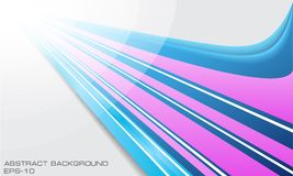 Vector violet blue background Royalty Free Stock Photography