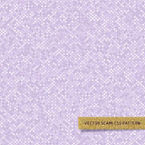 Vector Violet lilac seamless pattern, wallpaper. Abstract iridescent background monochrome Royalty Free Stock Image