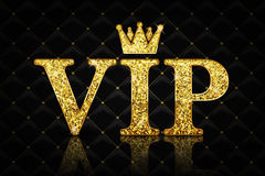 Vector VIP icon Stock Photography