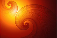 Vector vortex background Stock Photo