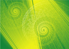 Vector vortex background. Nature. Royalty Free Stock Photo