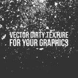 Vector vuile Textuur voor Uw Ontwerp vector illustratie