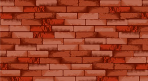 Vector wall. For your text Stock Photo