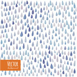 Vector watercolor abstract. Royalty Free Stock Images