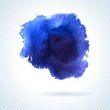 Vector watercolor texture. Royalty Free Stock Image