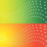 Vector wave Royalty Free Stock Images