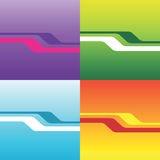 Vector wave Stock Photography