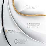 Vector wave elements infographics background. Eps10 vector wave elements infographics background stock illustration