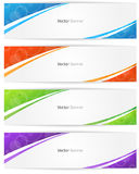 Vector Web Banner Stock Photo
