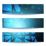 Vector Web Banners Royalty Free Stock Photos