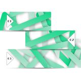 Vector web element for your desig Stock Photo
