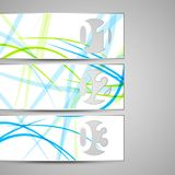 Vector web element for your design Royalty Free Stock Image