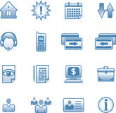 Vector web icon Set Royalty Free Stock Photography