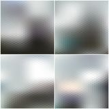 Vector web and mobile interface templates. Blurred Stock Photos