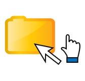 Vector web symbols. Web elements Stock Images
