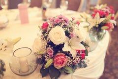 Vector wedding adornado Imagen de archivo