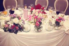 Vector wedding adornado Imagen de archivo libre de regalías